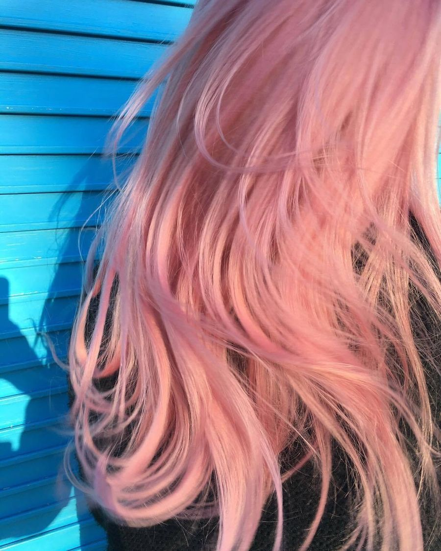 Pin by mylena bachmann on ʜ ᴀ ɪ ʀ in pinterest pink hair
