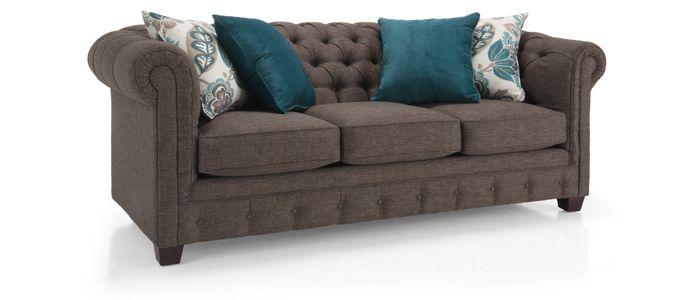 2230 Decor Rest Sofa Capitonne Dans Le Salon Pinterest Living