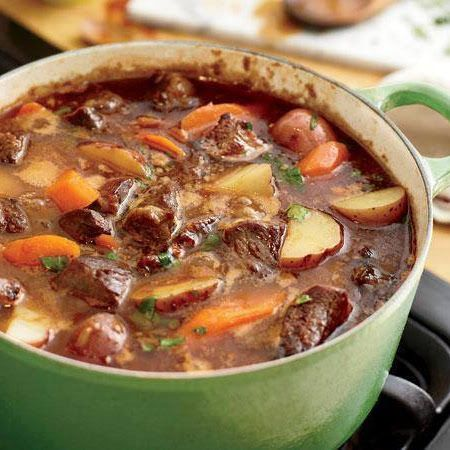 Beef Stew Recipe By Metabolic Cooking Book