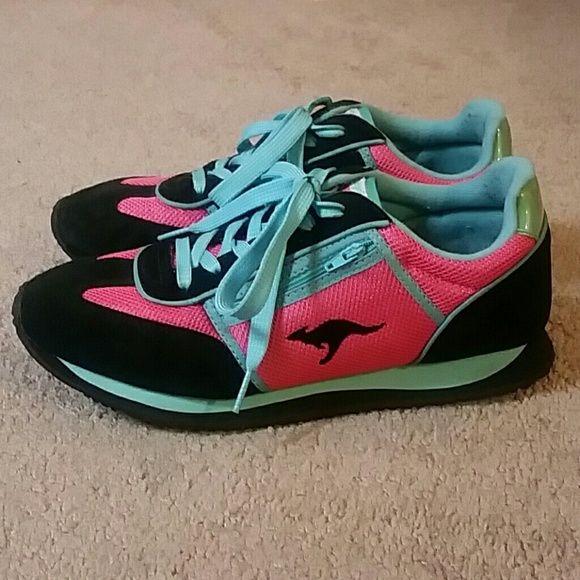 Hot Pink KangaROOS   Kangaroo shoes