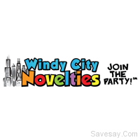 Windy City Novelties Coupon) $20 Off $199 Decade Party
