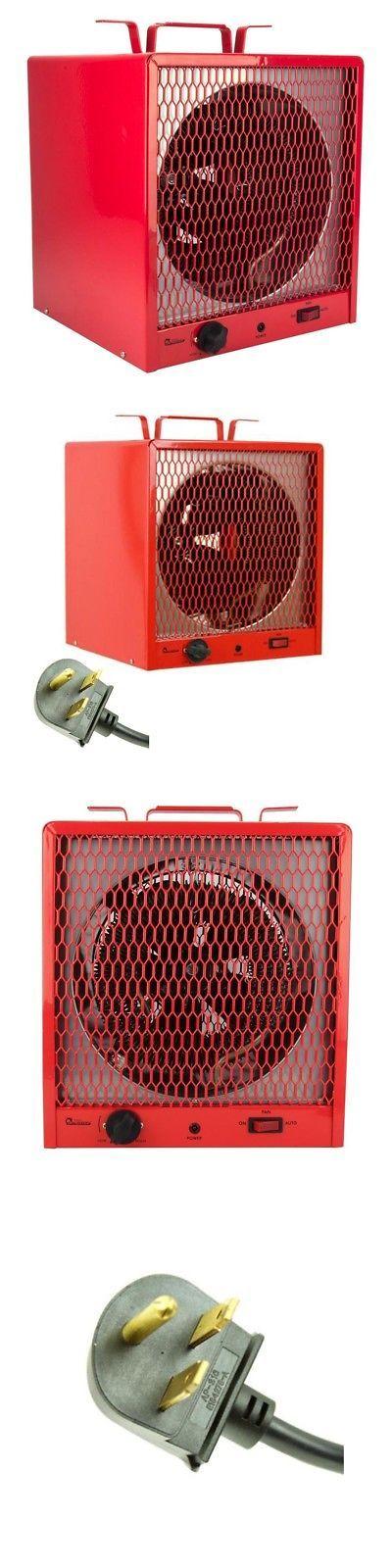 Details about Dr. Infrared Heater 240 Volt 5600 Watt ...