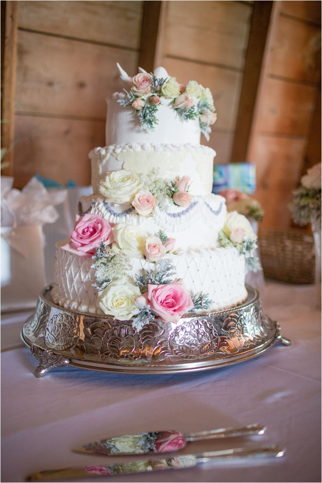 The Most Beautiful Wedding Cake In World