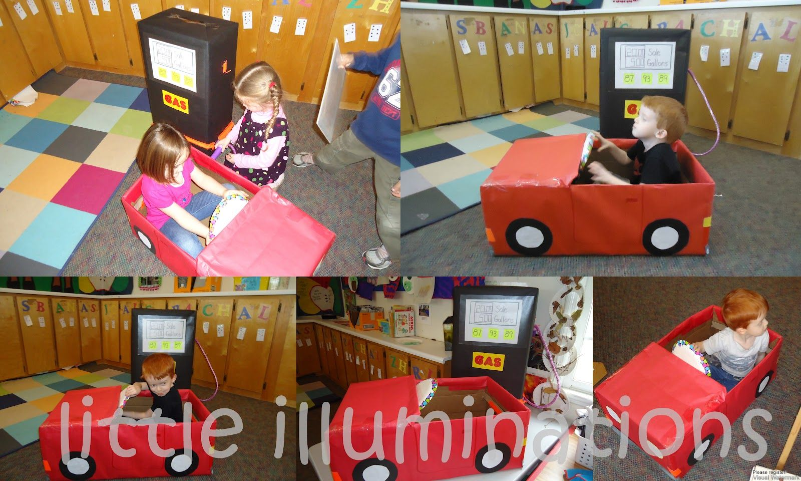 Image Result For Car Dramatic Play