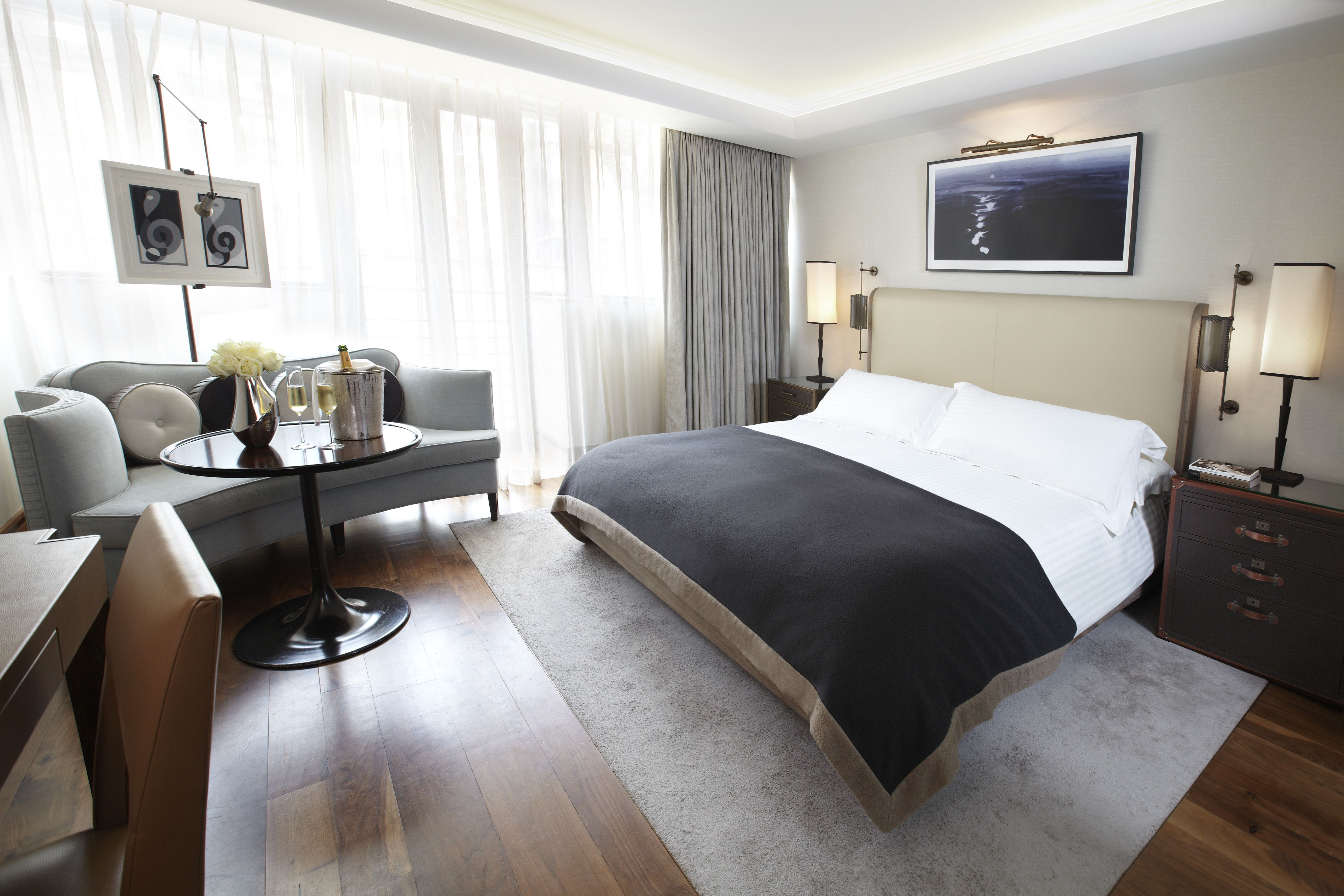 Luxurious Modern London Bankside Apartment Penthouse de