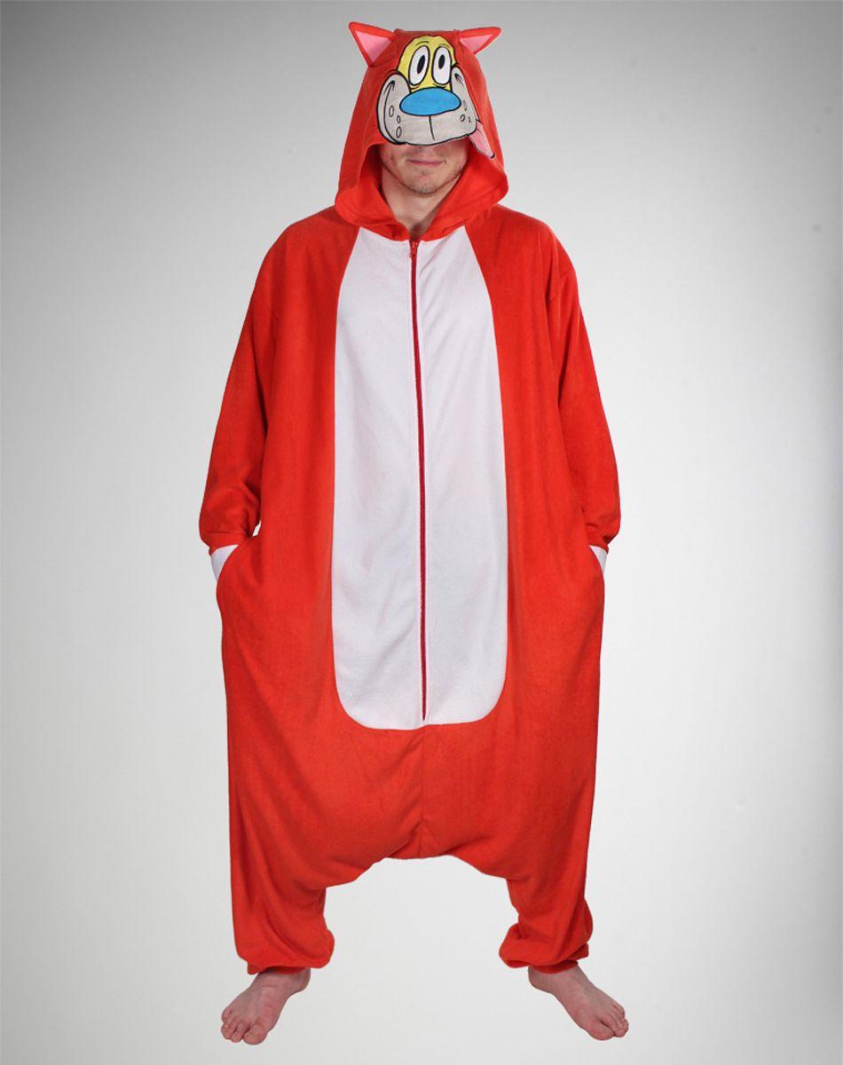 World s Halloween Costume Store. Stimpy Kigurumi Pajamas  sarahsquare   tessalyn ed3947b04