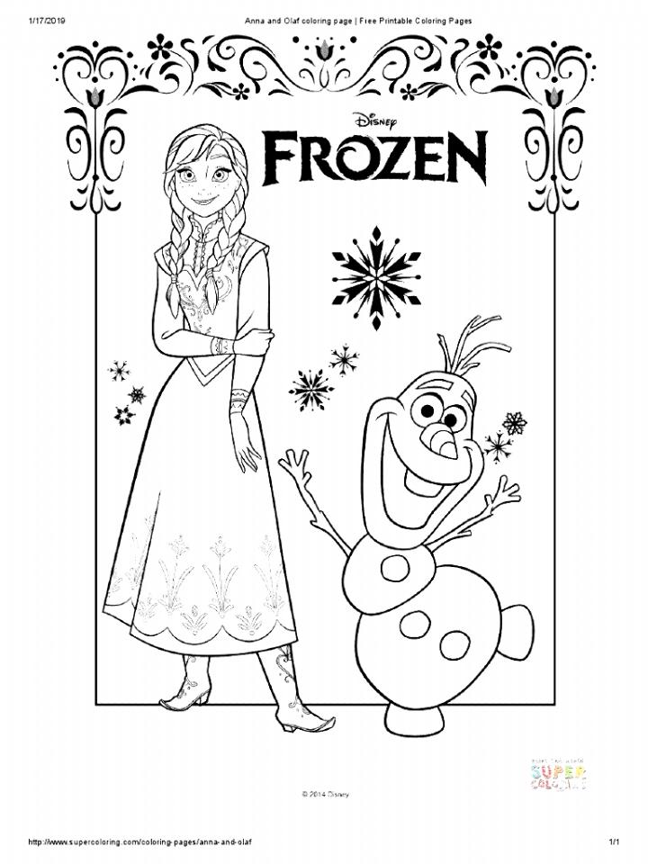 Frozen Christmas Coloring Pages Frozen Coloring Book 1 To 12 Pages Pdf Elsa  Coloring Pages, Frozen Coloring, Frozen Coloring Pages