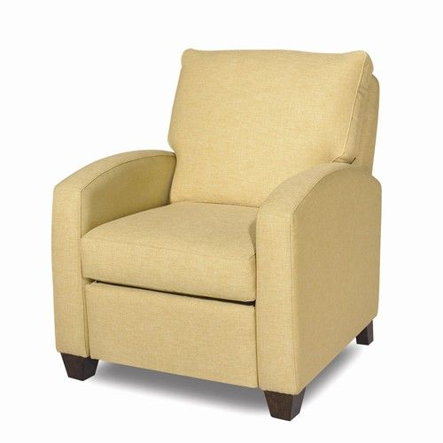 Craftmaster Fabric Recliners Contemporary Recliner with Arched Track Arms and Wood Feet - Miskelly Furniture -  sc 1 st  Pinterest & Craftmaster Fabric Recliners Contemporary Recliner with Arched ... islam-shia.org