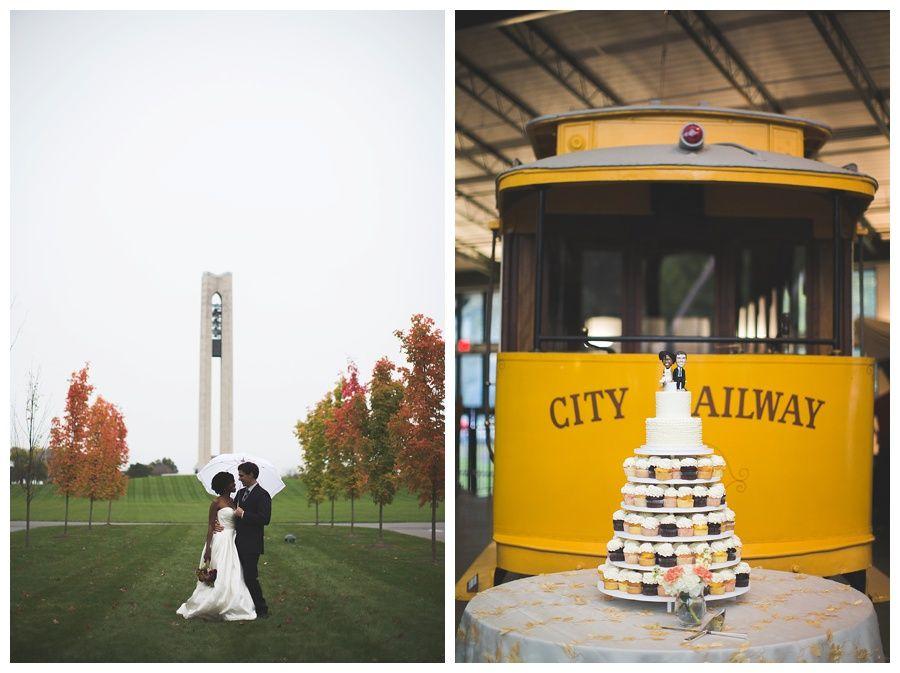 Carillon park wedding photoshoot dayton ohio park