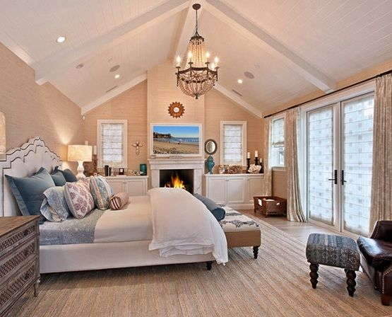 Cathedral Bedroom Ceiling Lights Ideas
