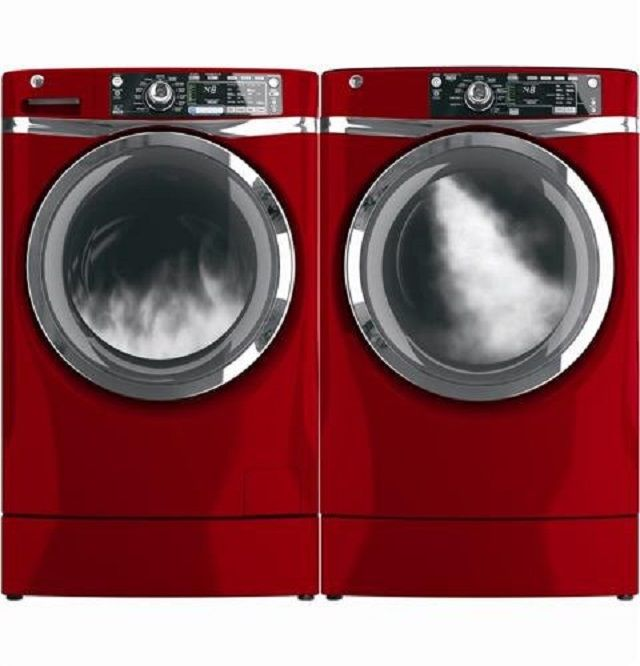Ge right height washer