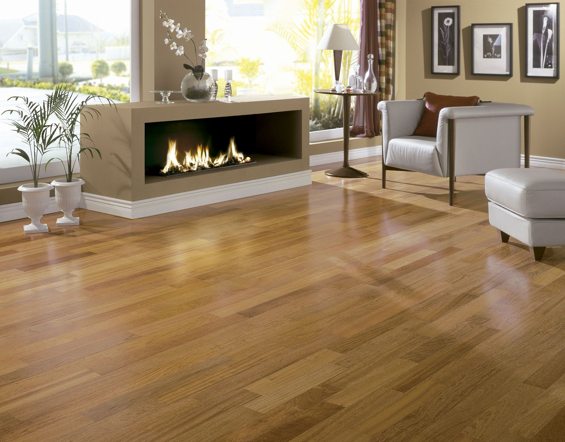 Nice Engineered Hardwood Flooring