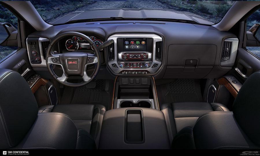 2014 Chevy Silverado Bows At Detroit Auto Show Pickup Redesign