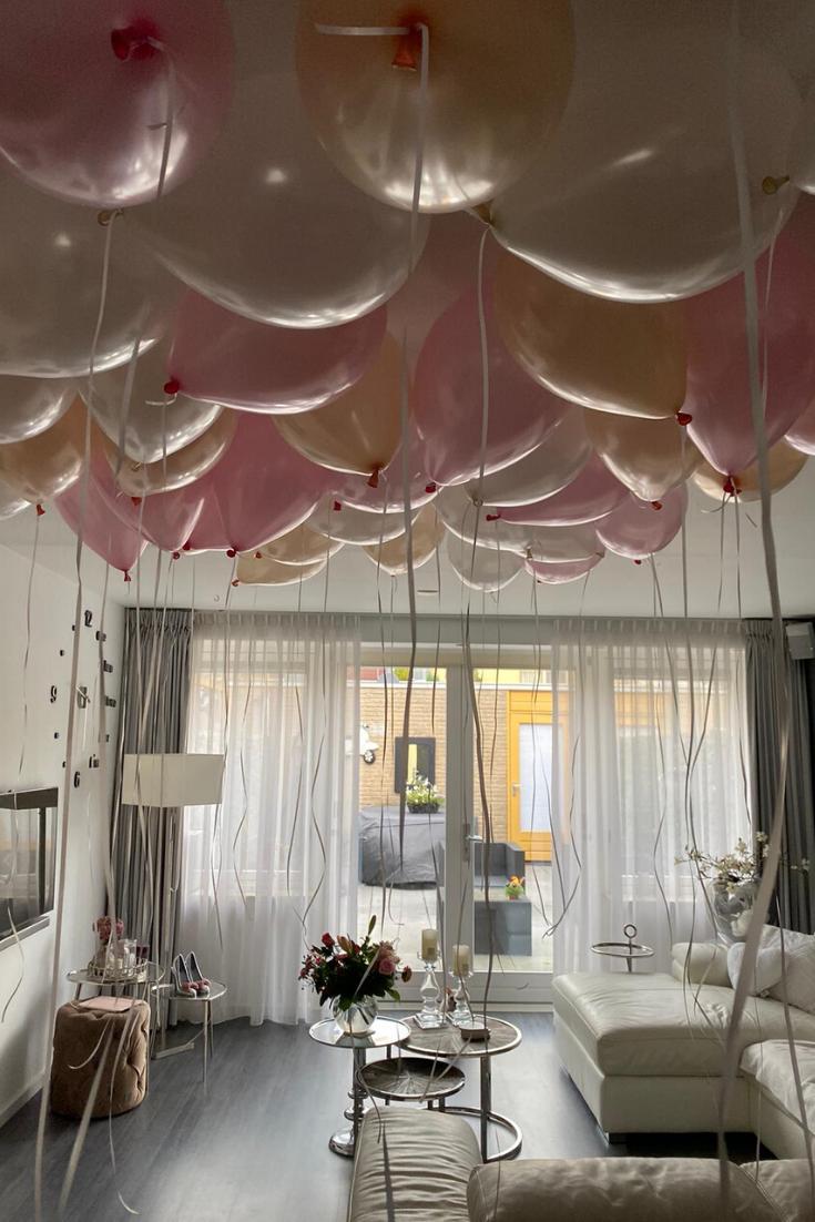 Babyshower Ballonnen Helium Ballonnen Ballonnen Ballon