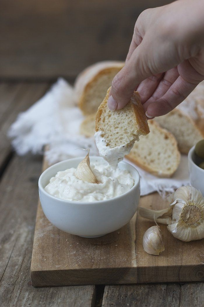 Photo of Mallorquinische Aioli Knoblauchmayonnaise ohne Ei – Sweets a…