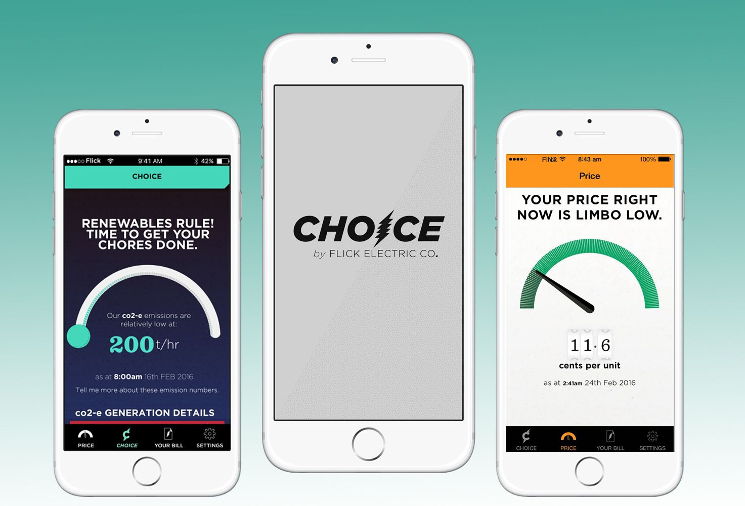 The CHOICE app is here! Head to