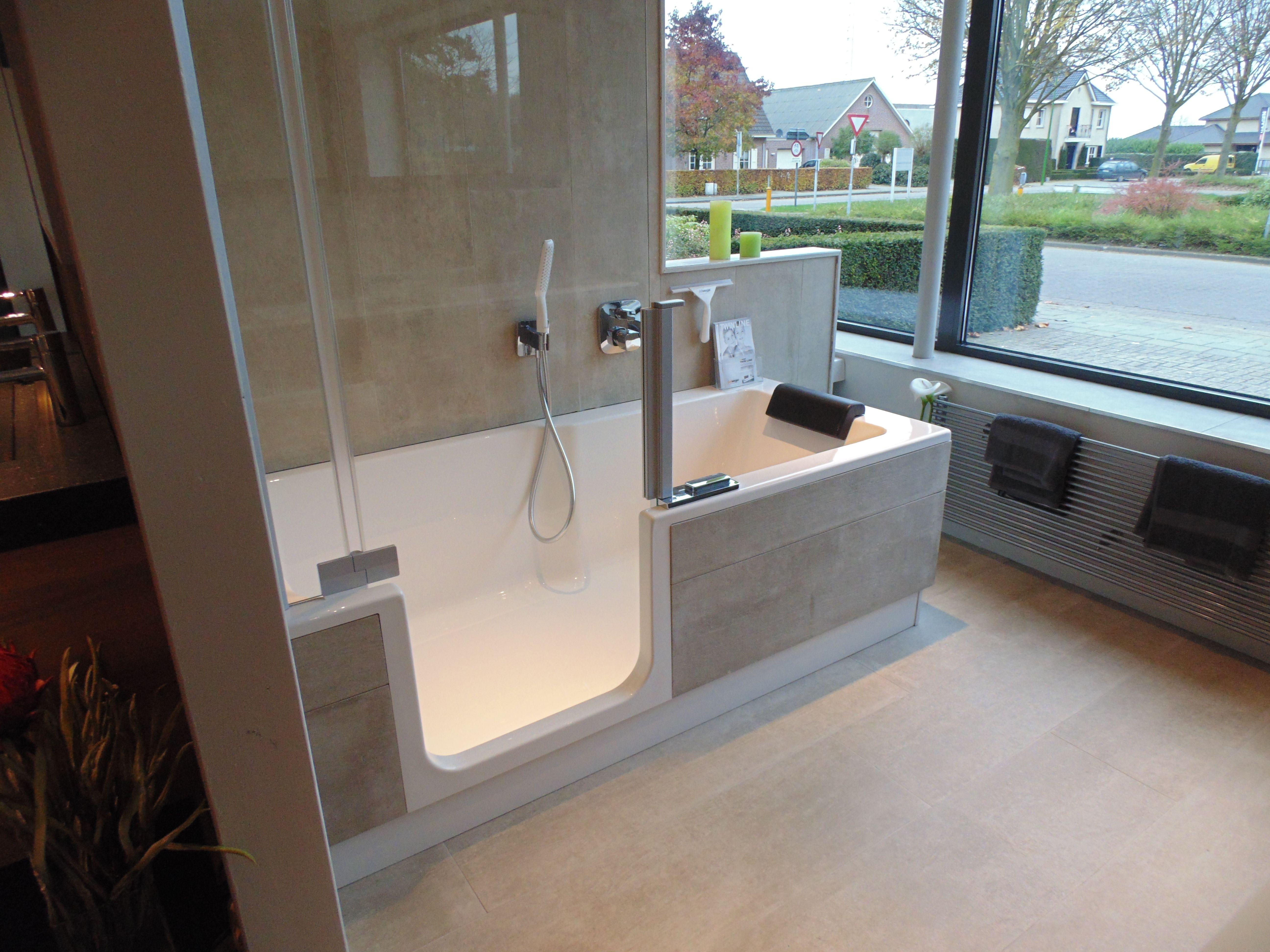 Bad douche combinatie fürdő bathroom design small bathroom