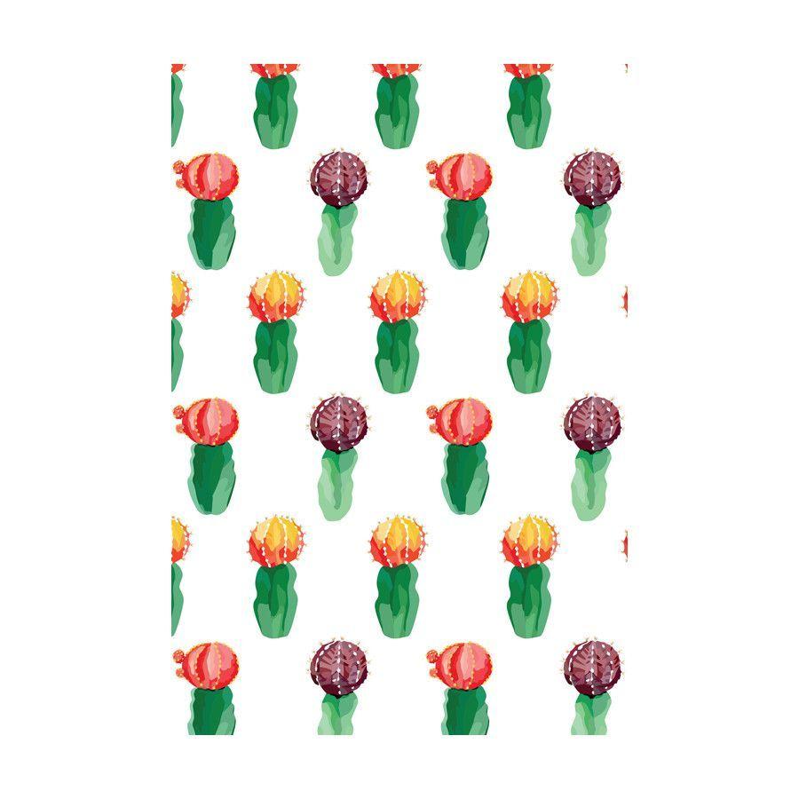 Cacti Cacti Cacti Adhesive Art Print