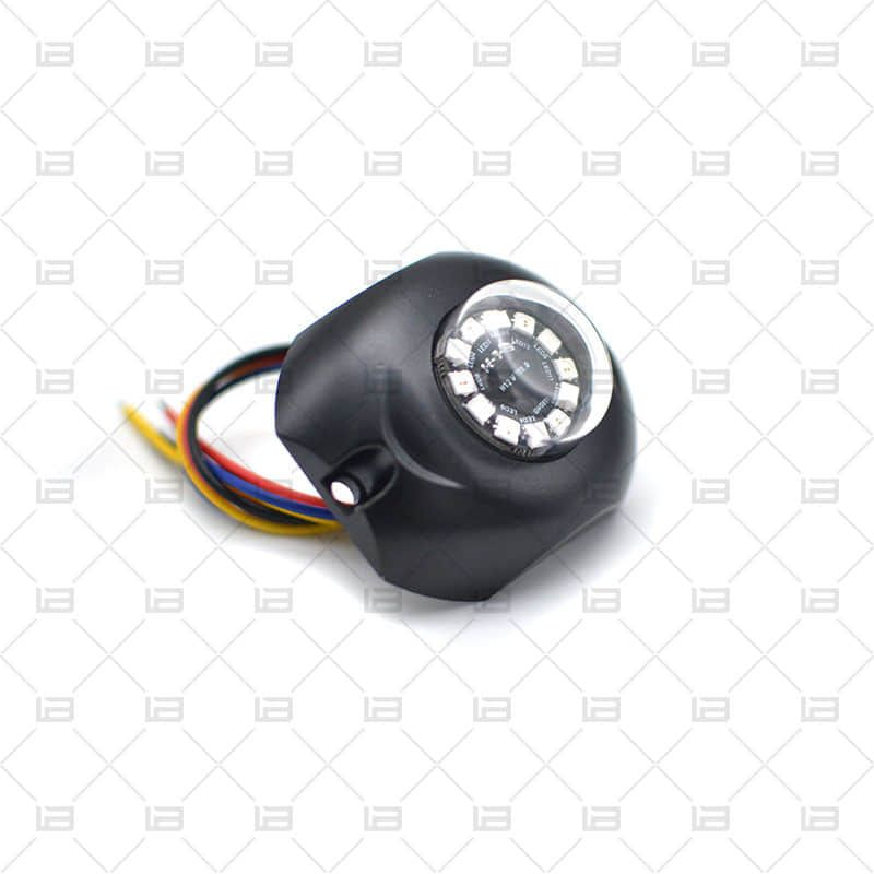 U1200 LED hideaway kit is good for surface or internal mount