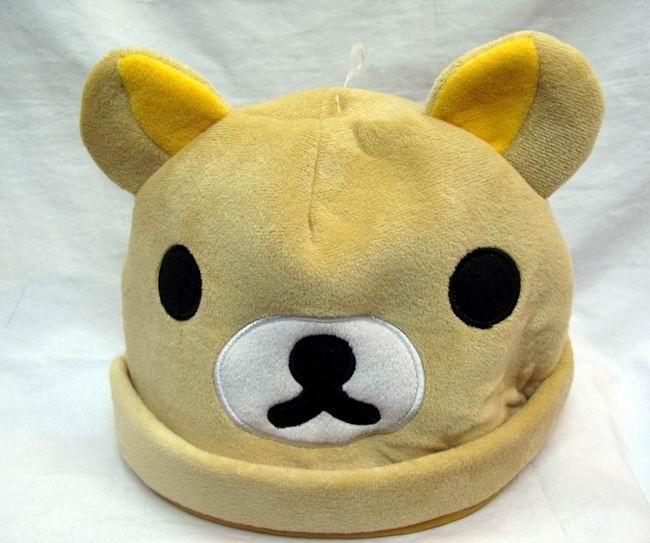 Rilakkuma Hat Cap Cosplay RIHT7770