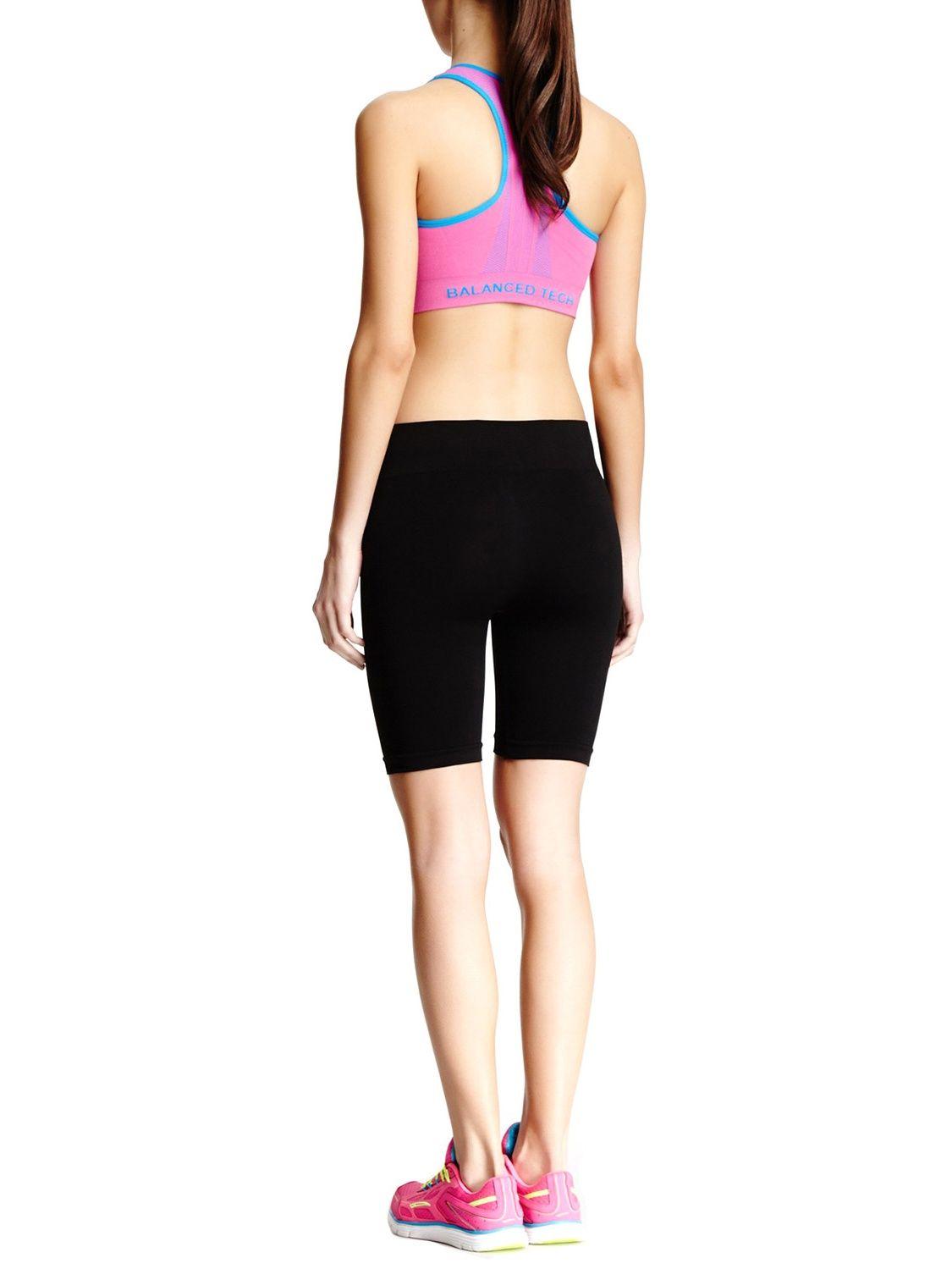6e3d648b19 Balanced Tech Women s Embroidered Jersey Shorts Women