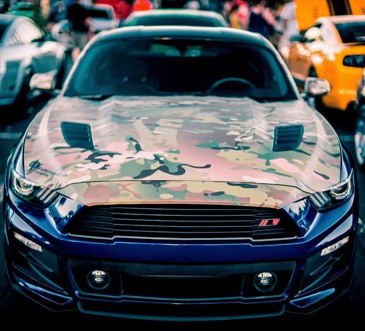 2015 Ford Mustang GT Roush. BEST CAR