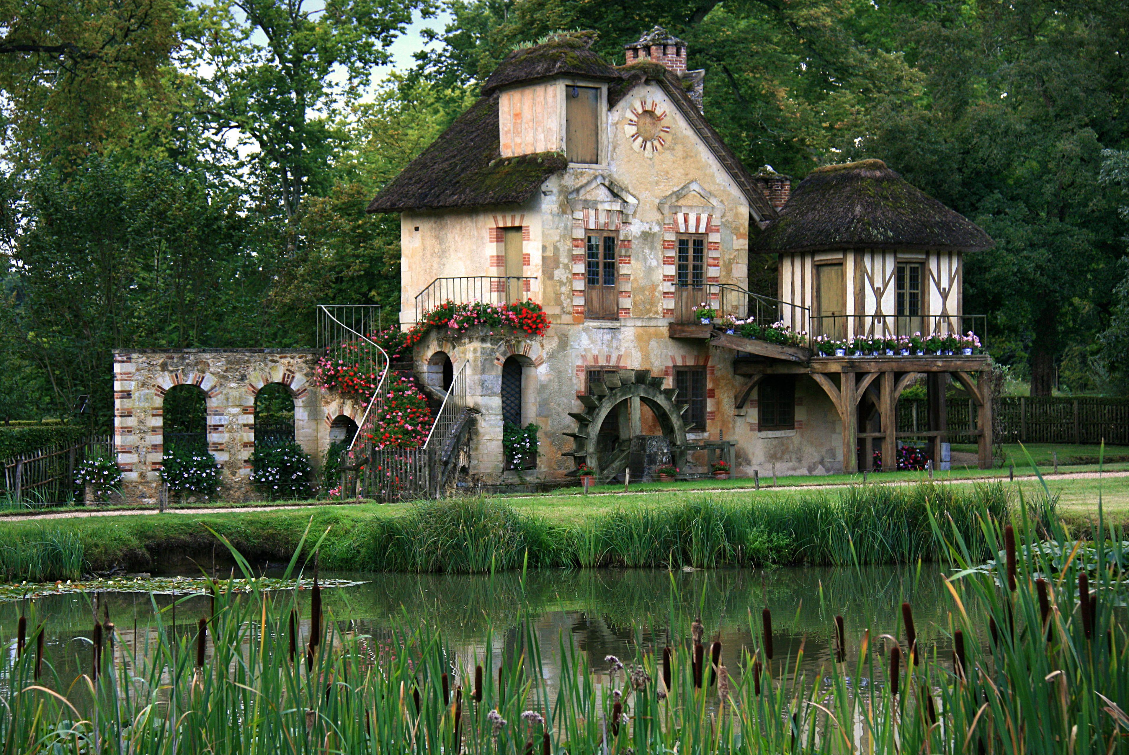 Domaine de Marie Antoinette Favorite Places & Spaces