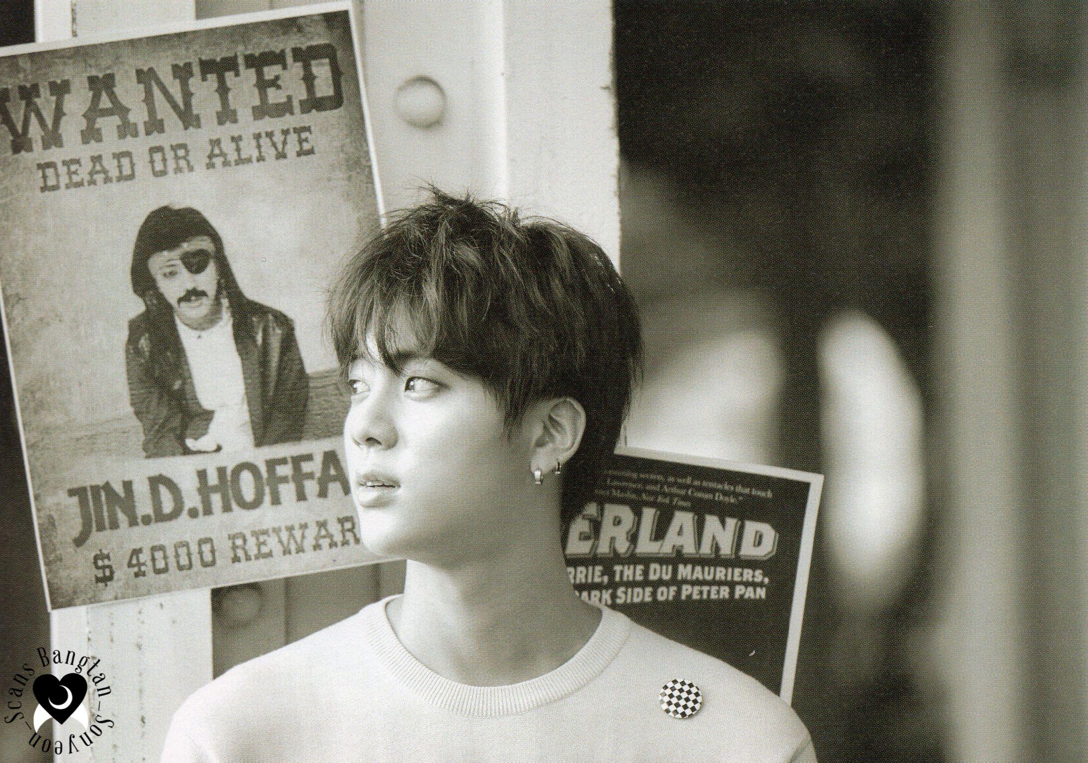 방탄소년단 김석진 (BTS Jin) in NOW 3