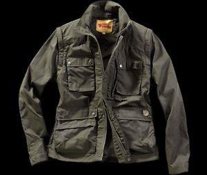 save off 0f176 6c84a Fjallraven Men's Reporter Lite waxed Jacket coat - XS ...