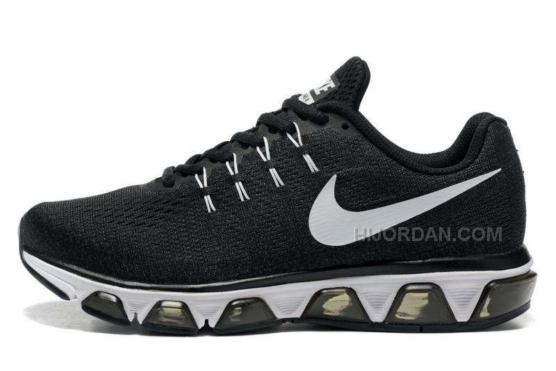 2016 Nike Air Max Tailwind 8 Print Sneakers BlackAnthracite