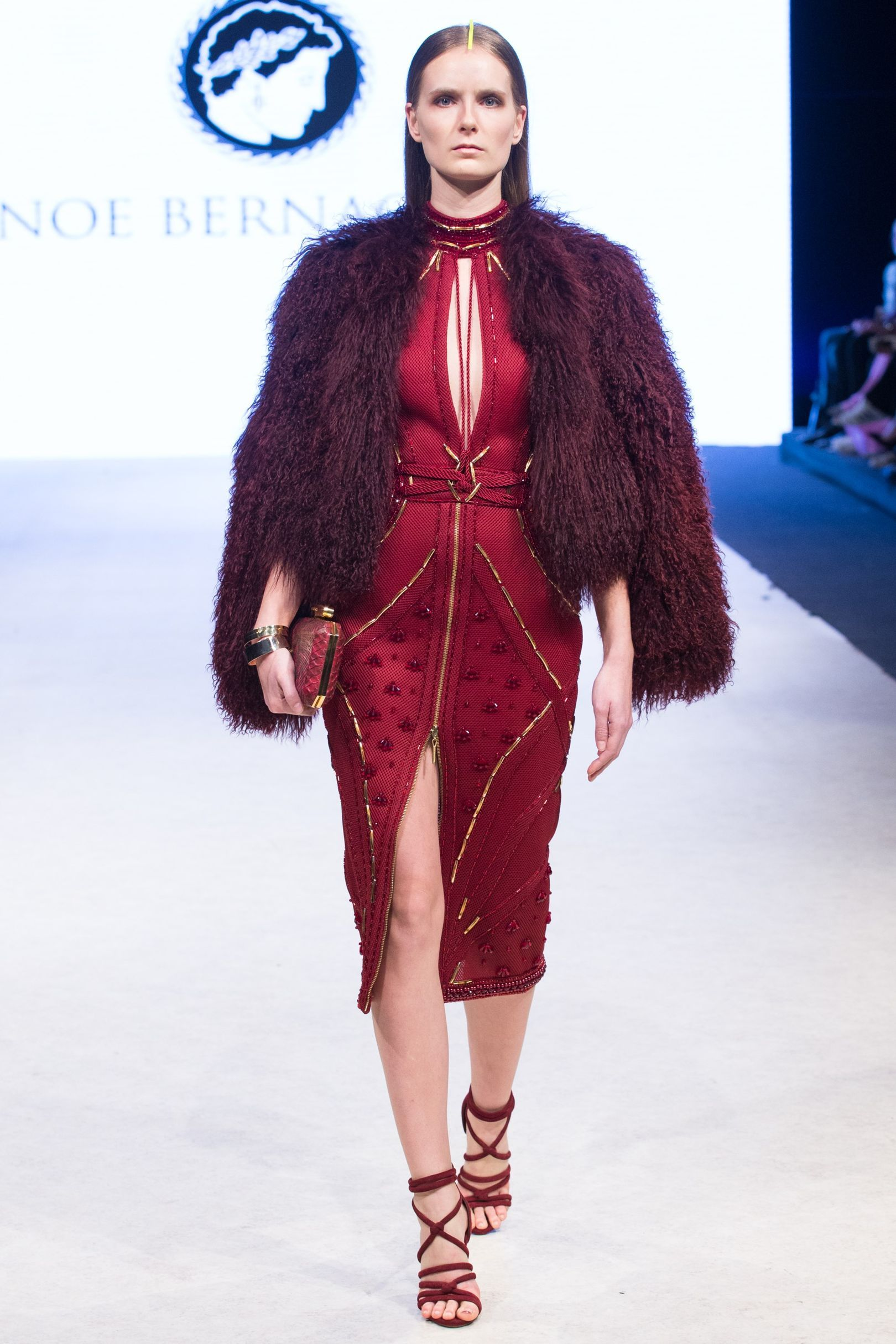 Noe Bernacelli Autumn/Winter 2016 Ready-To-Wear Collection | British Vogue