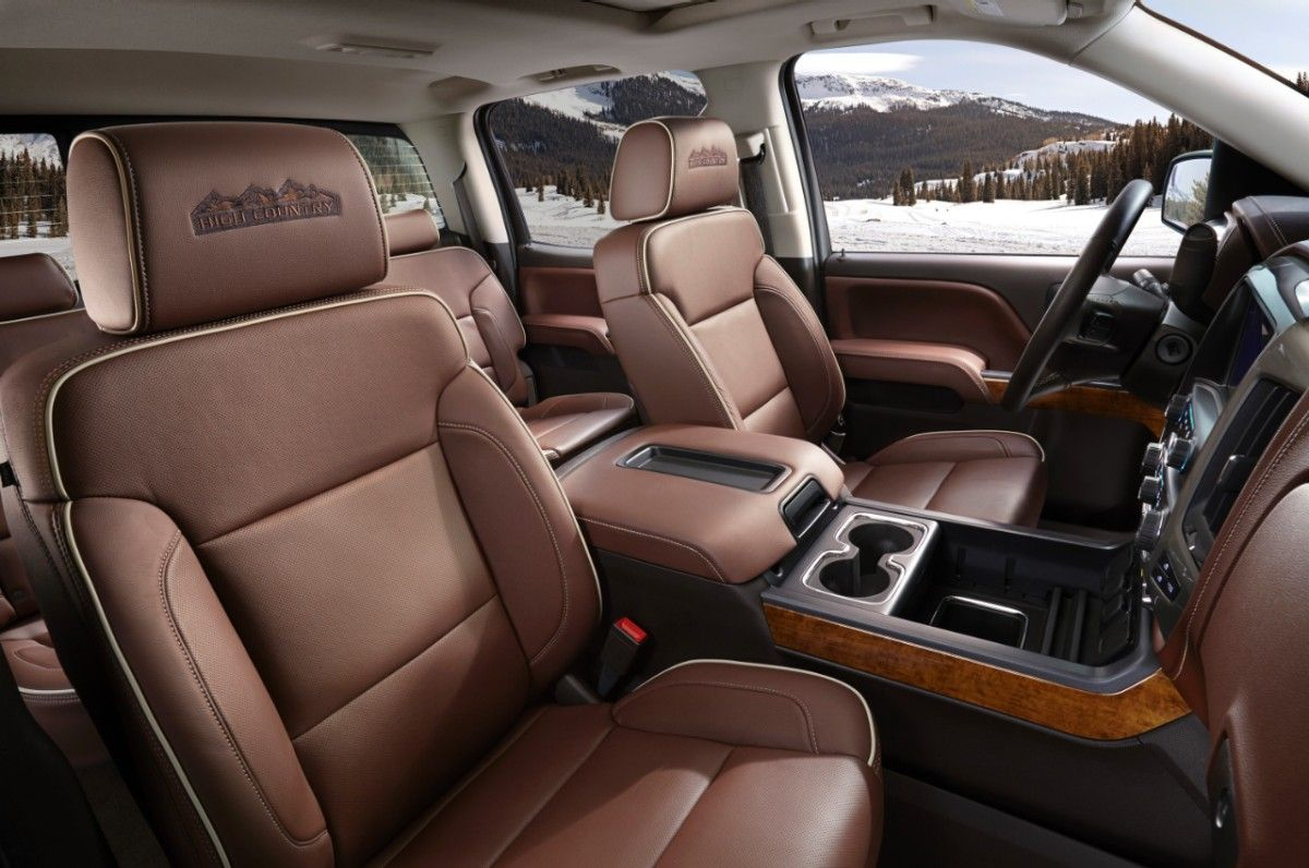 2014 Chevy Silverado High Country Powerful And Capable Full Size