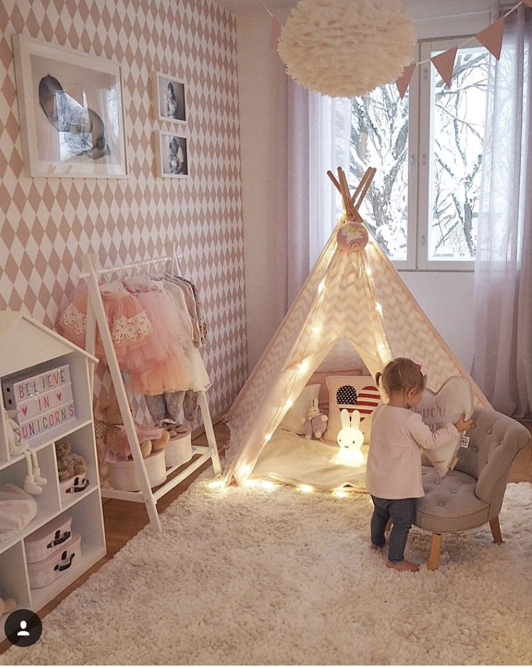 29 The Game Room Ideas Is Very Fun And Most Preferred Baby Room Decor Baby Girl Room Toddler Girl Room Baby bedroom makeover games
