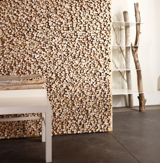 25 id es d co pour habiller un mur decoration - Habiller un mur interieur ...