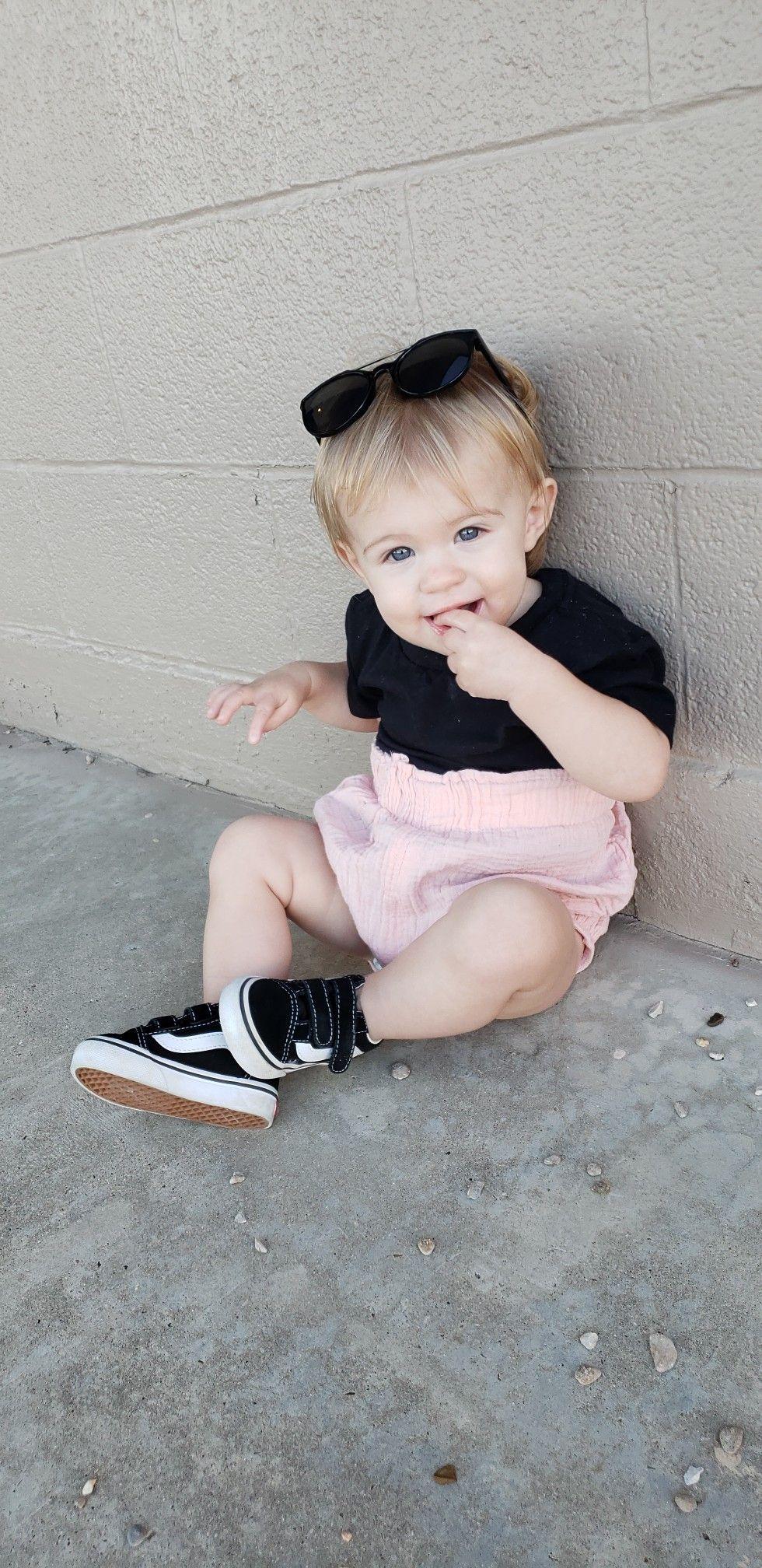 Baby girl vans, Baby vans, Vans outfit