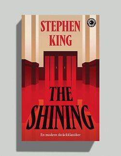 Classic Cover For The Shining Stephen King Books Scary Books The Shining