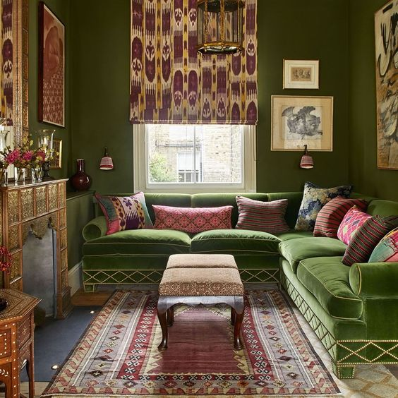 Eye Candy Pinterest Favorites This Week The English Room Luxury Living Room Luxury Living Room Design Retro Living Rooms