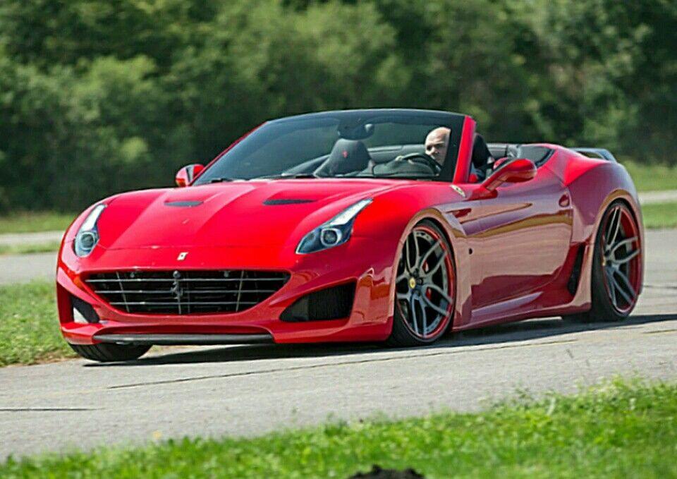 Ferrari California NLargo by Novitec Ferrari california