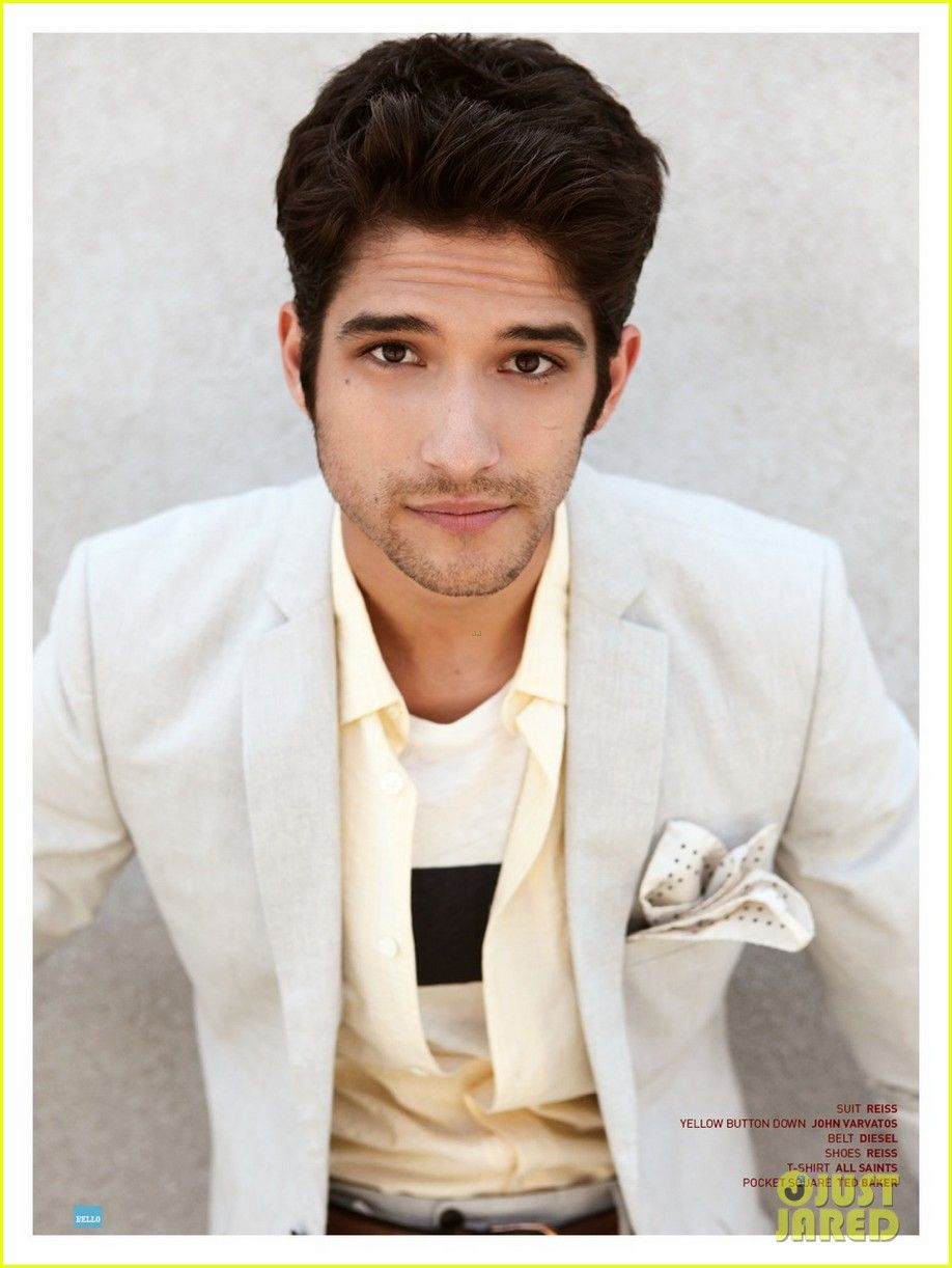 Tyler Posey Talks 'Teen Wolf' to 'Bello'!   tyler posey covers bello july 2013 04 - Photo