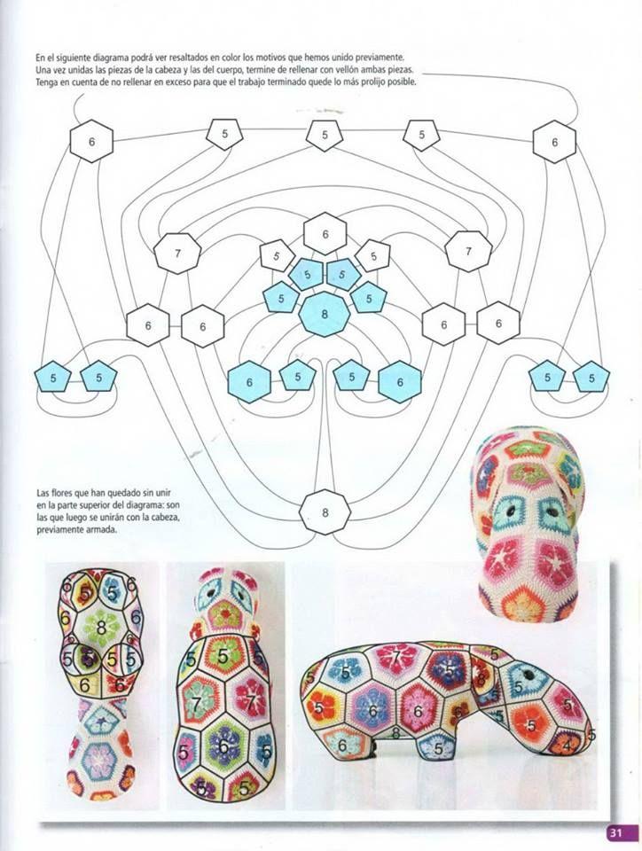PATRONES GRATIS DE CROCHET: Patrón gratis crochet de un precioso ...