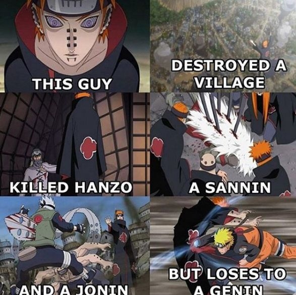 Well, To Be Fair, That Genin Was Naruto So He Was Screwed