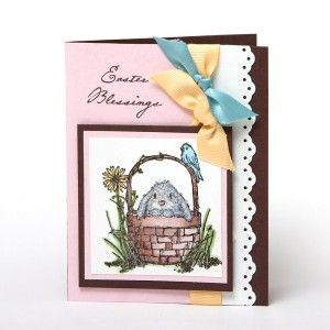 Stampin Up - Easter Blessings! - Post By Demonstrator Brandy Cox