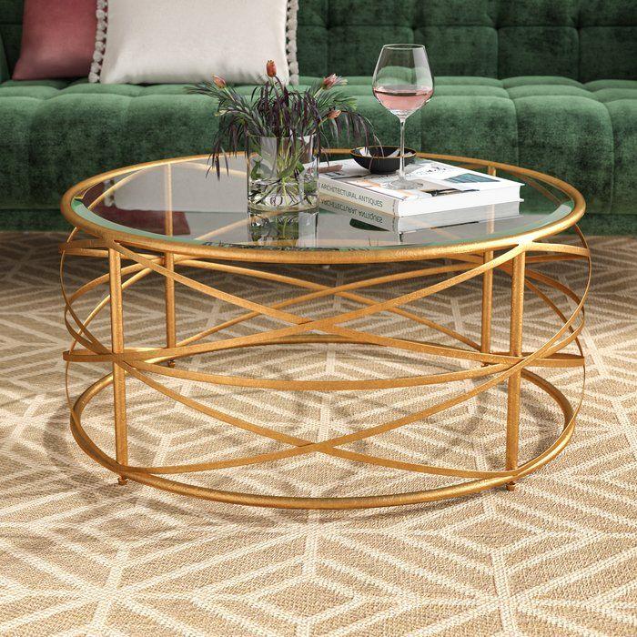 Borunda Coffee Table Cool Coffee Tables Mirrored Coffee