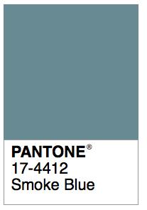Smoke Blue Vintage Colour Palette Colors Pantone Palettes Color