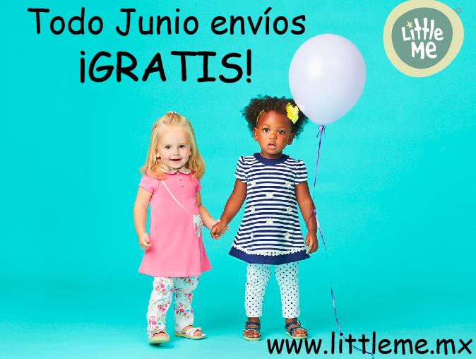 Envío gratis http://littleme.mx/