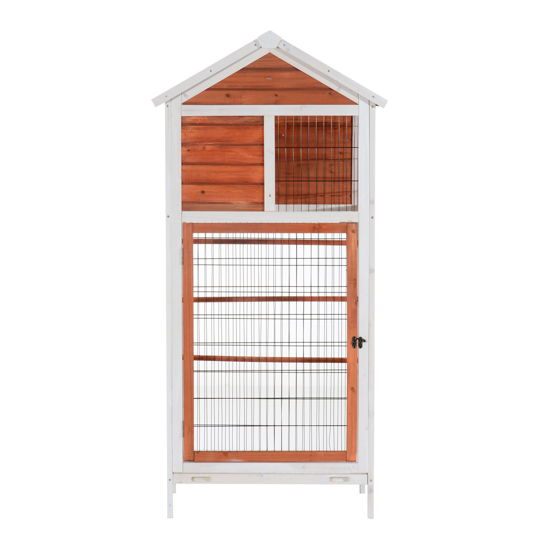 Bird Cages Wooden
