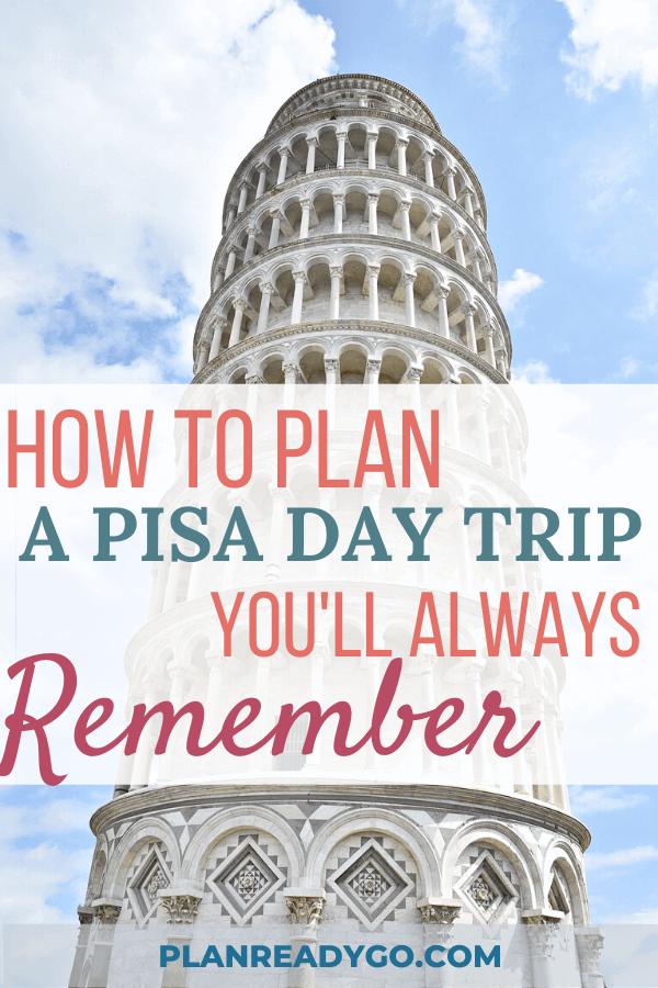 Photo of Is Pisa Worth It? • Plan, Ready, Go!
