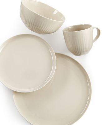 hotel collection modern dinnerware porcelain rose quartz dinner plate only at macyu0027s pink - Modern Dinnerware