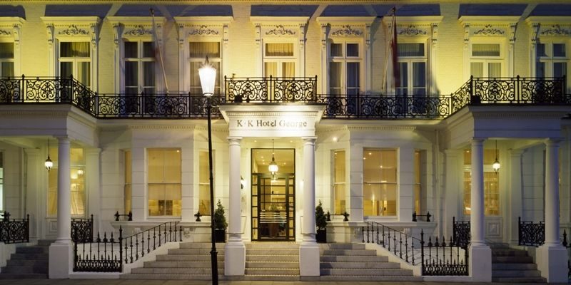 The London Hotel Of Chain K Hotels They Have A Beautiful