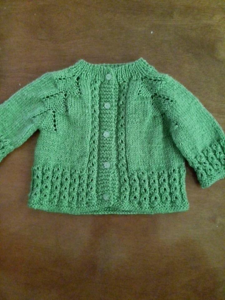 Pin de carmen ramos en suéteres de bebé | Pinterest | Tejido, Bebe y ...